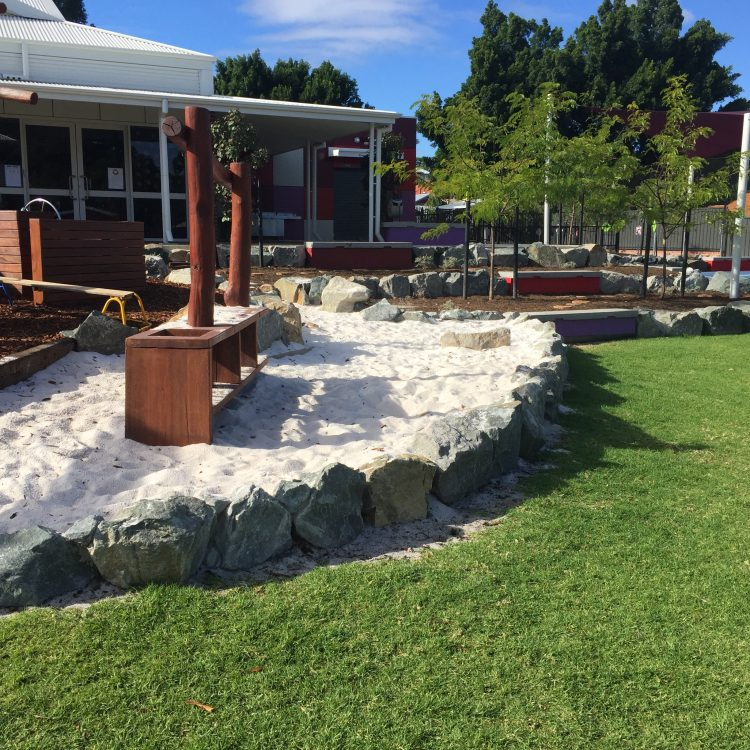 URSULA FRAYNE CATHOLIC COLLEGE PLAYGROUND & NATURE PLAY